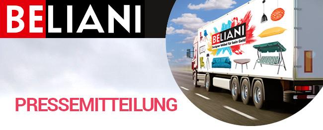 498a54972f285a Weitere Expansion des Online Möbelhändlers Beliani nach Osteuropa