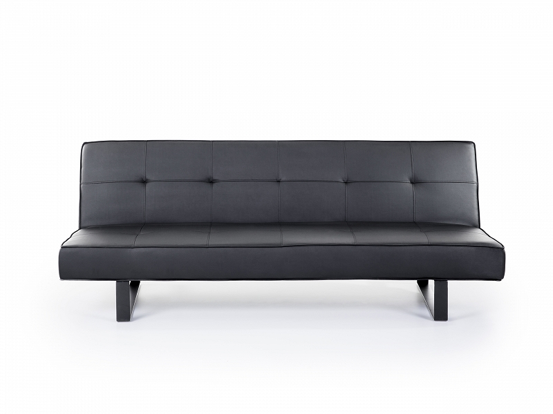 sofa schlafsofa schlafcouch bettsofa stoffsofa polyester wohnzimmer hellblau ebay. Black Bedroom Furniture Sets. Home Design Ideas