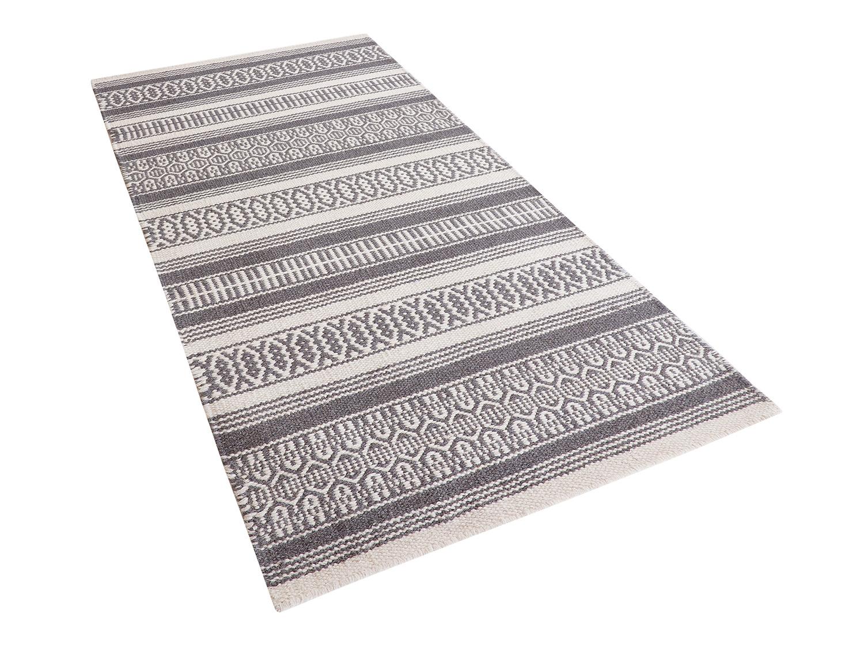Tapis-Tapis-gris-fonce-Tapis-gris-Petit-tapis-Tapis-oriental-Decoration
