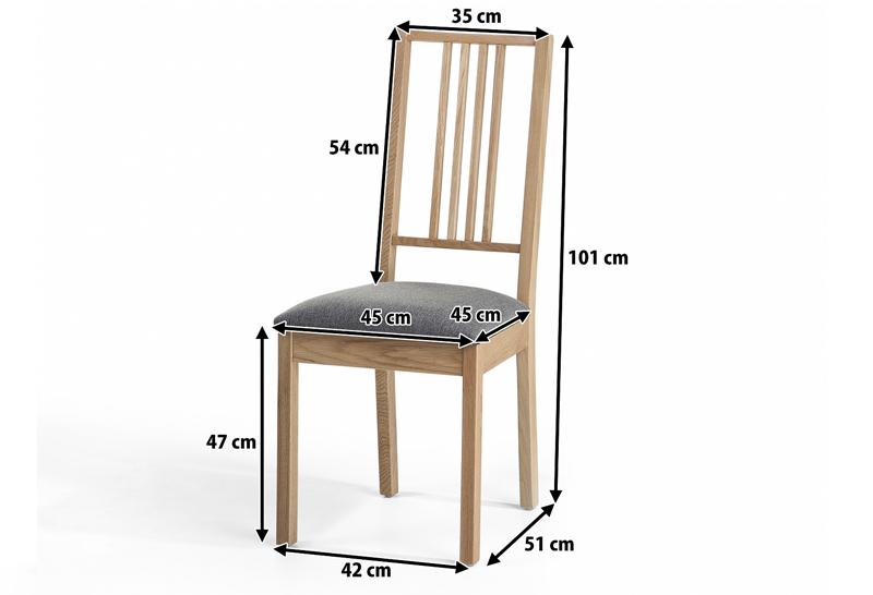 esszimmerstuhl grau hochlehner 2er set in baar kaufen. Black Bedroom Furniture Sets. Home Design Ideas