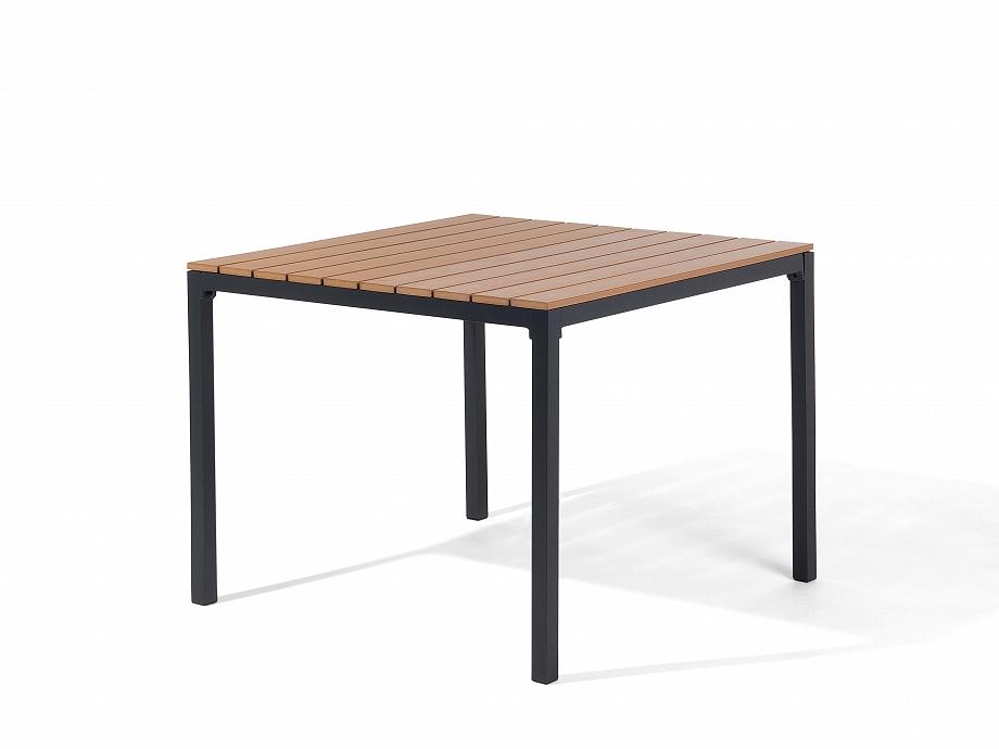 Table De Jardin Metal Marron Des Id Es Int Ressantes Pour La Conception De Des