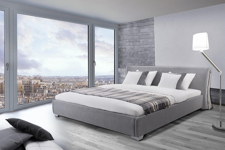 King Size Slatted Bed Frame