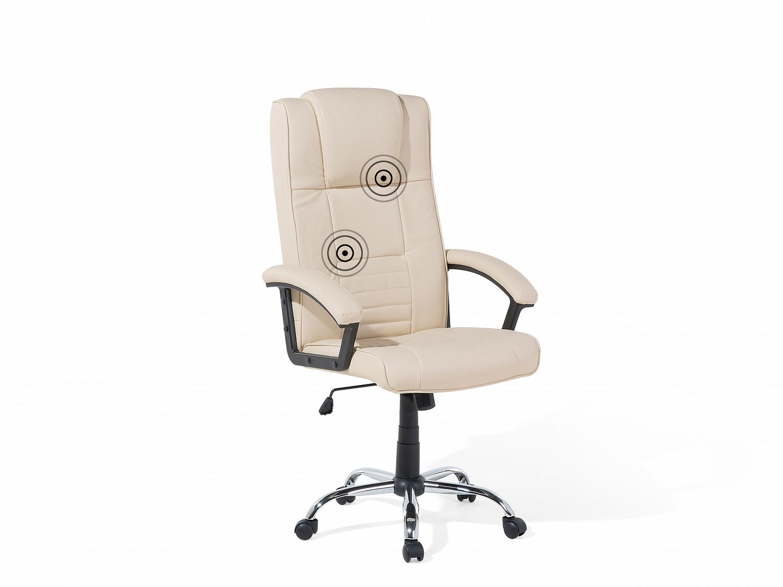 b rostuhl beige b rom bel gaming stuhl schreibtischstuhl massagesessel ebay. Black Bedroom Furniture Sets. Home Design Ideas