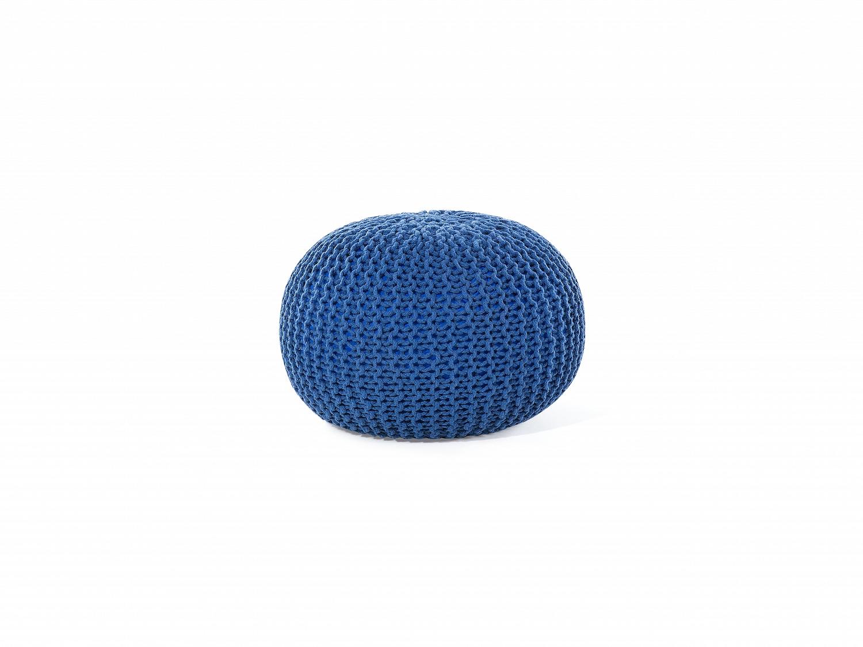 Pouf-Coussin-de-sol-Pouf-bleu-Pouf-bleu-fonce-Petit-pouf-Pouf-decoratif