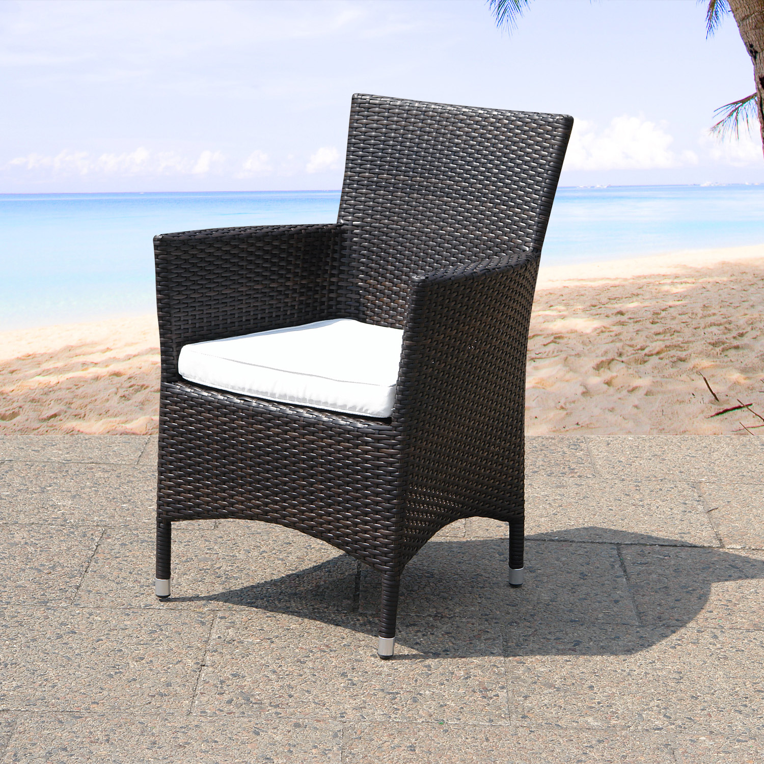Patio furniture cushions for wicker trend for Outdoor furniture wicker