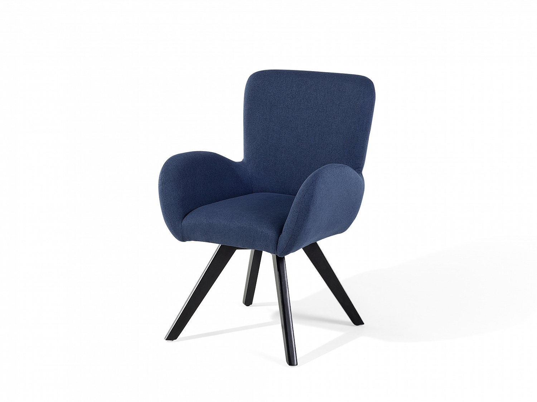 sessel dunkelblau ohrensessel relaxsessel fernsehsessel polstersessel ebay. Black Bedroom Furniture Sets. Home Design Ideas