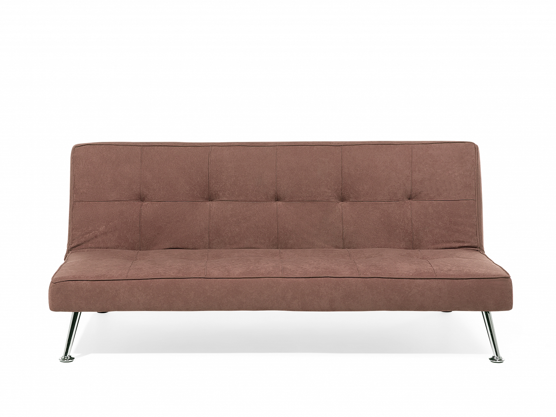 sofa braun schlafsofa couch schlafcouch bettsofa bett wohnzimmer ... - Wohnzimmer Sofa Braun