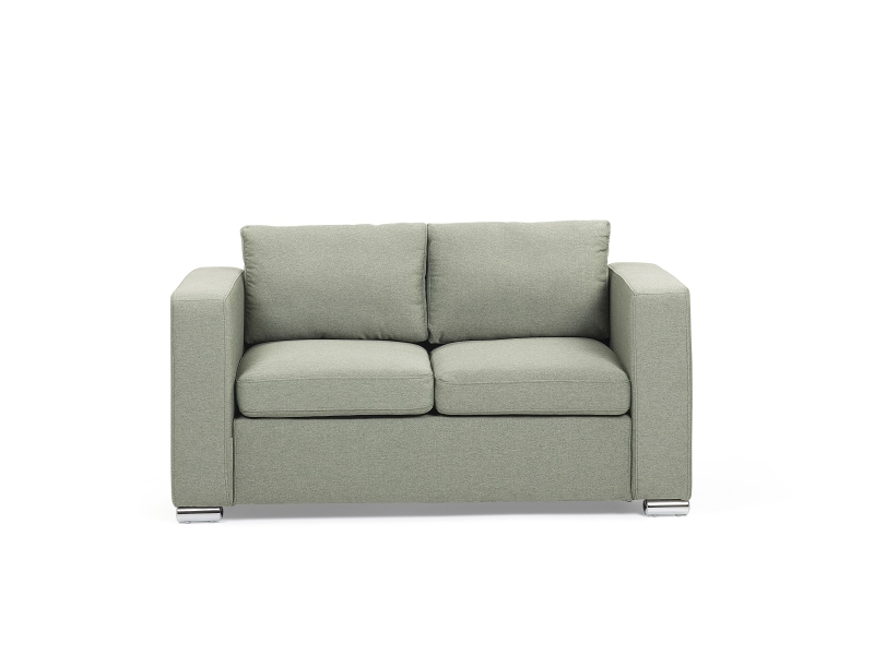 Sofa dunkelgrau couch zweisitzer 2 sitzer stoffsofa 2 for Couch dunkelgrau
