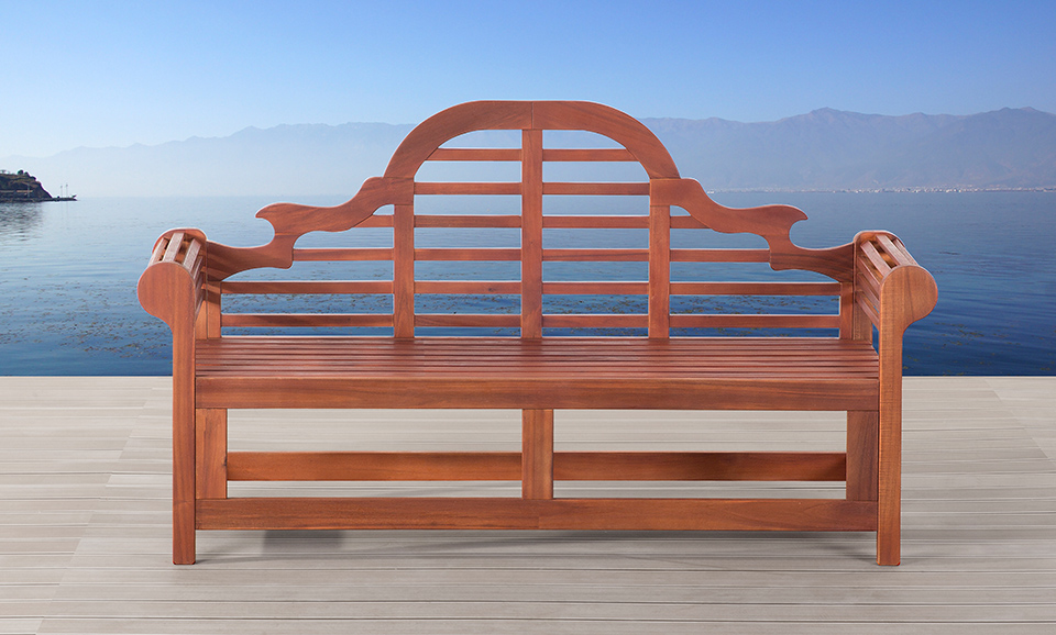 gartenbank parkbank 180 cm holzbank in baar kaufen bei. Black Bedroom Furniture Sets. Home Design Ideas